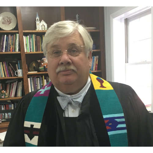 Rev. Mitch Houston